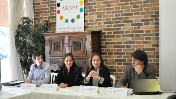 Jornada Networking ASEVAP
