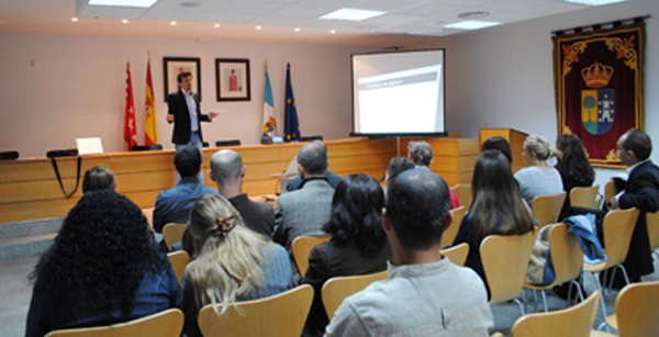 Nuevos Modelos de Negocio del SXXI - Valdemorillo - Yago Uribe