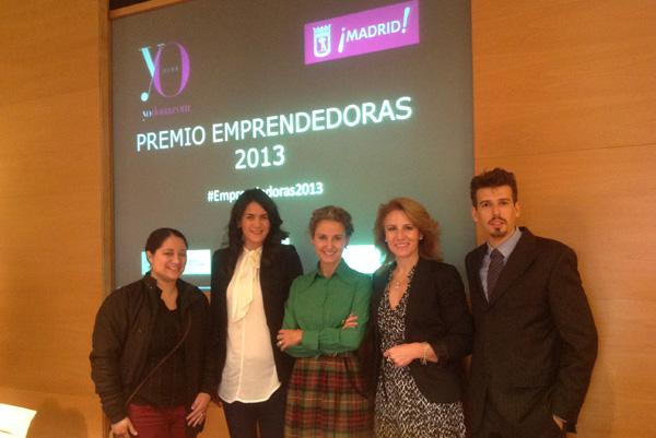 Premio Emprendedora 2013 Yo Dona - Yago Uribe